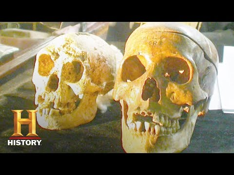 Ancient Aliens: Modern Tools with Ancient Remains | Fridays 9/8c | History
