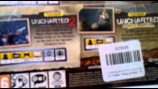 Uncharted Trilogy Edition Unboxing - Part 1 of 2