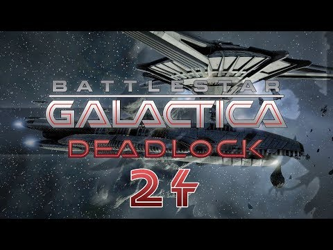 BATTLESTAR GALACTICA DEADLOCK #24 MARATHON FINALE Preview - BSG Let's Play