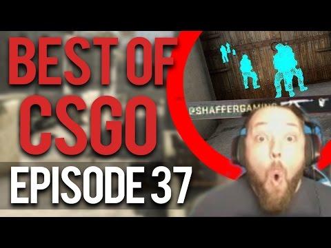 BEST OF TWITCH CS:GO EPISODE 37 (NO WAY HE HIT THAT?)