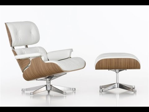 Eames Chair: Eames Chair Manufacturing | Eames Rocking Chair   YouTube