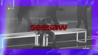 180905 LOVE YOURSELF in LA Seesaw - BTS SUGA FOCUS (4K fancam) - Do...