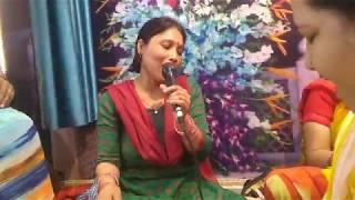 माता रानी भजन : तेरी ज्योति मैया मेरे घर में जली(मन छूने वाला भजन) नवरात्रि स्पेशल #12 with lyrics