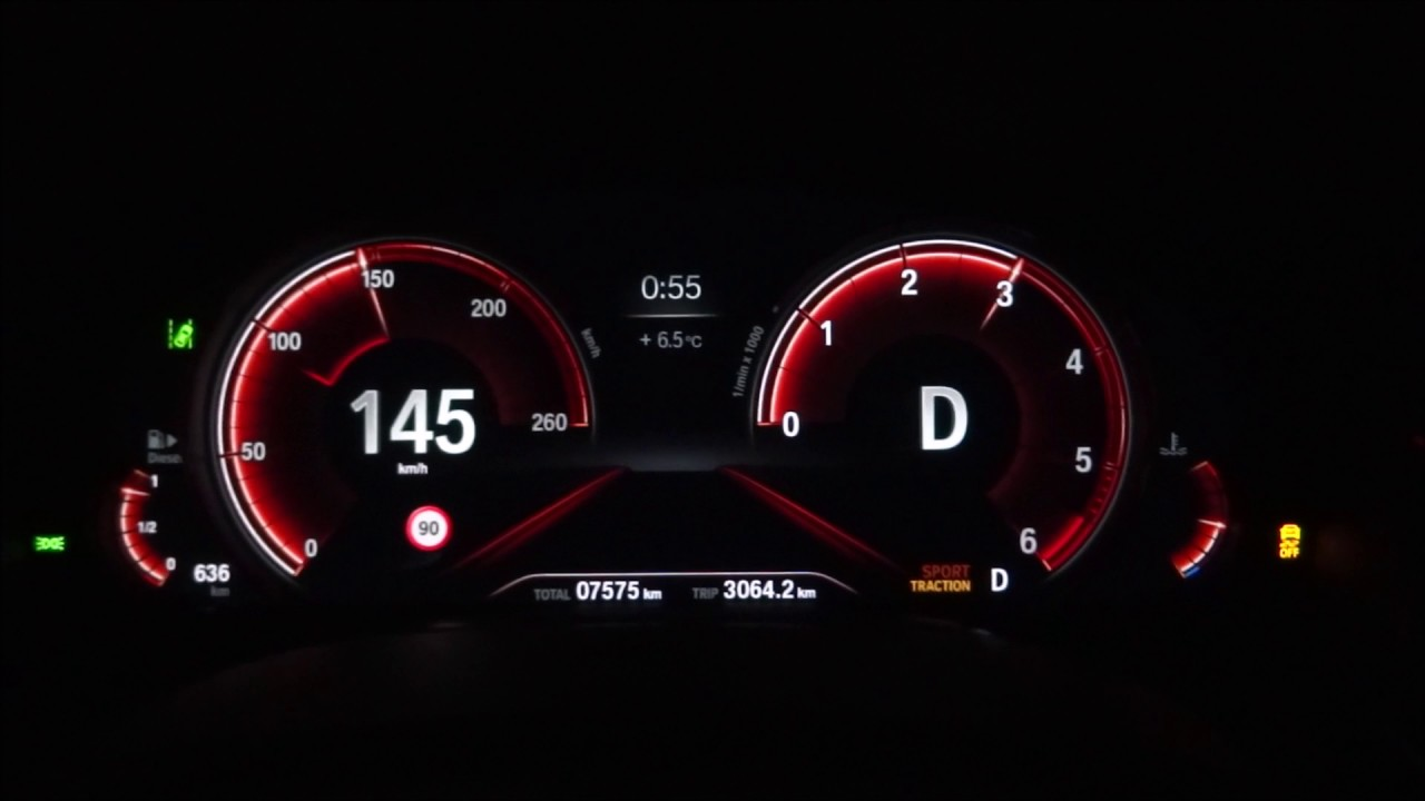 Bmw 7 Series 2017 Acceleration New Cars Gallery