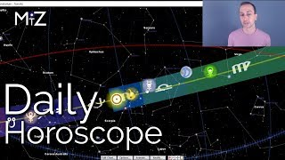 Daily Horoscope Tuesday December 4th 2018 - True Sidereal Astrology