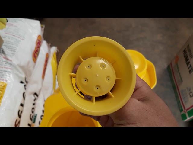 Mở hộp bình bơm thuốc trừ sâu động cơ điện siêu tốc puky có cái dì