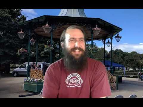 PMZ Summer Jam - Rob Tilsley lives streams Samba call and response patterns