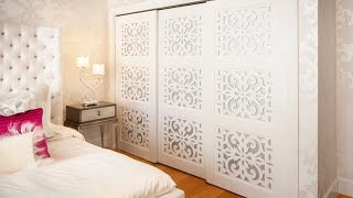 Interior Design Ideas! Subscribe - http://bit.ly/1rgw89b 26 Stylish Closet Door Ideas, Bedroom Decor, Storage Ideas for Small