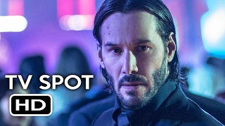 John Wick: Chapter 2 TV Spot #5 Falling For Wick (2017) Keanu Reeves Action Movie HD