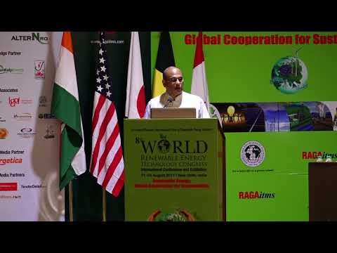Dr  Ajay Mathur, Director General, The Energy ANd Resources Institute TERI & Chairman Steering Commi