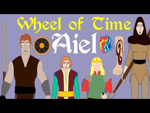 Wheel Of Time: Aiel (Complete - Spoilers!)