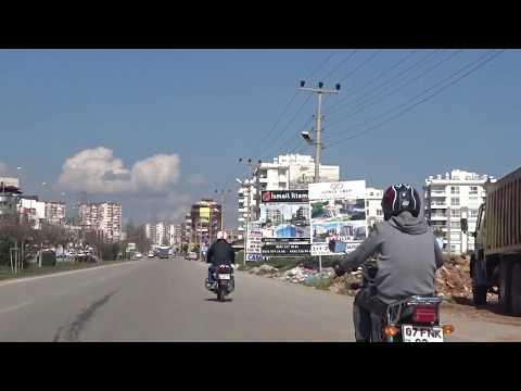 MOTOR DİREKSİYON SINAVI GÜZARGAHI - ( A-A1-A2 ANTALYA VARSAK MOTOR DİREKSİYON SINAV GÜZARGAHI))