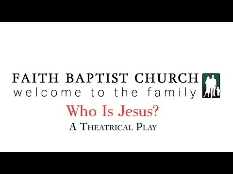 Who Is Jesus? A Theatrical Play by Elaine Whitaker
