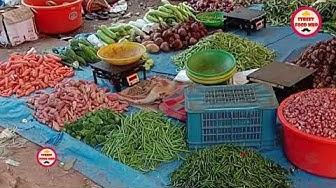 KR Puram Vegetable Market Bengaluru, India|Fresh Vegetables in Bengaluru|STREET FOOD MRP