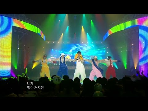 【TVPP】BIGBANG - Candy, 빅뱅 - 캔디 @ Popular song 45th, Rival Show