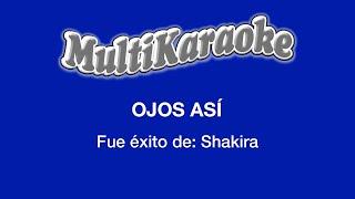 Multi Karaoke - Ojos Asi