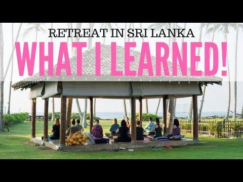 Running a YOGA+SURF BUSINESS RETREAT in Sri Lanka: My Learnings