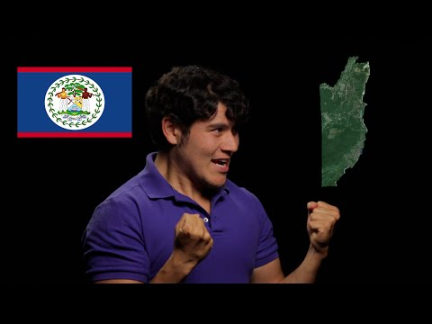 Geography Now! Belize