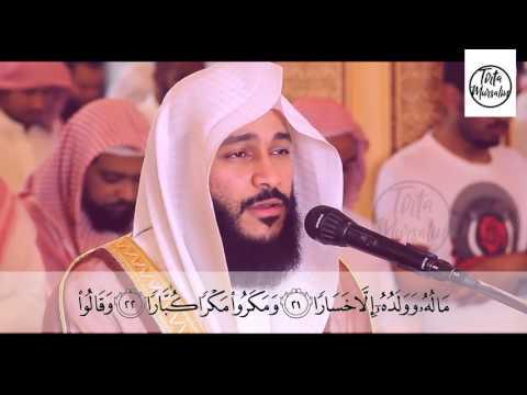 Surat Nuh  Abdurrahman al ausy
