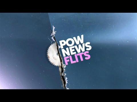 PowNews Flits vrijdag 10 maart