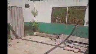 Escuela en Bahía Málaga parece más una cárcel abandonada | Noticias Caracol