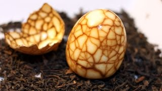 How to Make Chinese Tea Eggs. EASY and DELICIOUS