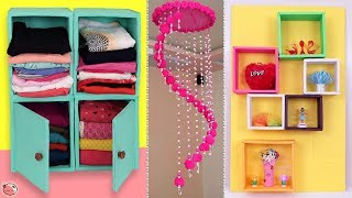 10 Easy Recycling Ideas You Must Try    DIY Room Decor 2019 !!!
