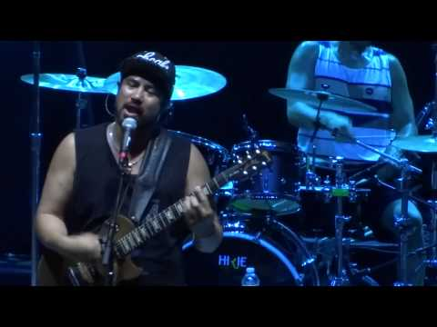 Katchafire: One Love - Cal Coast Credit Union Open Air Theatre - San Diego, CA - 07/25/2015