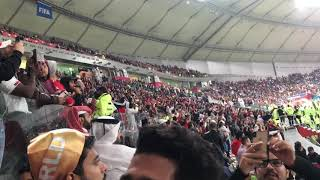Allez Allez Allez in Fifa Club World Cup final | Liverpool vs Flamengo