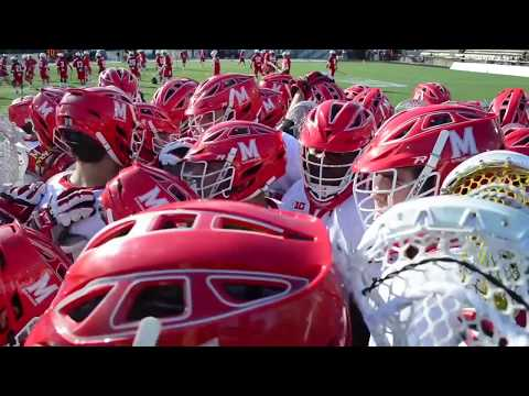 """Congratulations"" University Of Maryland lacrosse"