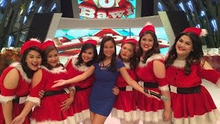 "Working in Eat Bulaga as a ""Sixbomb"" 