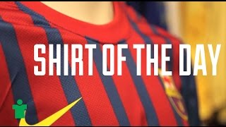 Get the barca shirt here: https://www.classicfootballshirts.co.uk/catalogsearch/result/index/?dir=asc&order=name&q=2011+barcelona+player+issue classicfootbal...