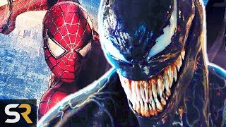 Why Venom Was Right To Not Include Spider-Man