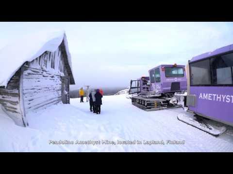 Amethyst Mine Pendolino Finland