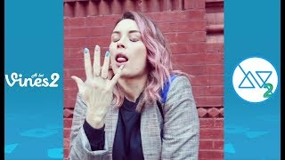 New Arielle Vandenberg Instagram Videos Compilation November 2018 (W/Titles)