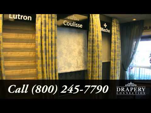 Drapery Connection Hinsdale Showroom