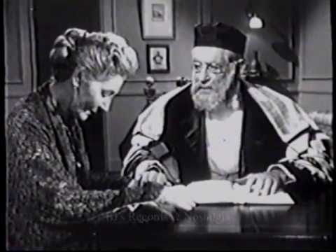 "TELEPHONE TIME.  1957 Titanic TV Episode ""Unsinkable Mrs. Brown""  with Cloris Leachman"
