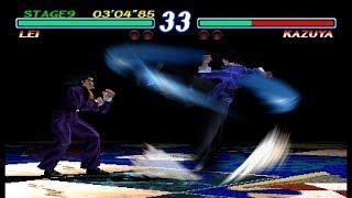 [TAS] Tekken 2 - Lei Wulong