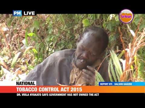 #PMLive: Tobacco control act 2015