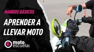Gambar cover Motoescuela - Ecooltra Mandos Basicos