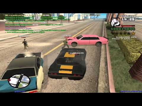 SAN Andreas MultiPlayer [SAMP] Masina invata sa inoate | #32