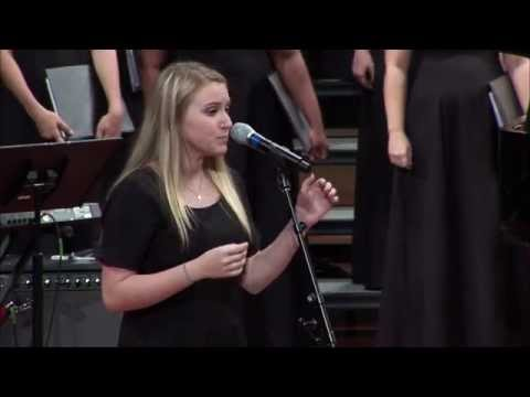 Go Down Moses - arr. Mark Hayes - UNT Women's Chorus, Peter Steenblik