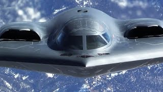 B-2 Spirit Stealth Bomber in Action | Training