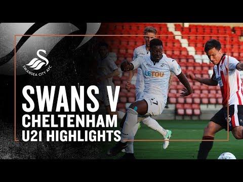 Checkatrade Highlights: Swans U21s v Cheltenham Town