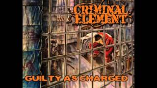 CRIMINAL ELEMENT - Habitual Offender