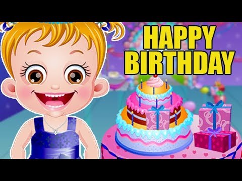 Baby Hazel Birthday Party | Fun Game Videos By Baby Hazel Games