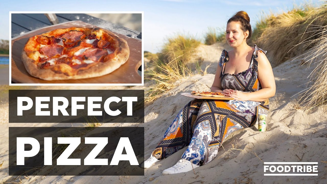 Can we make restaurant quality pizza - at the beach?