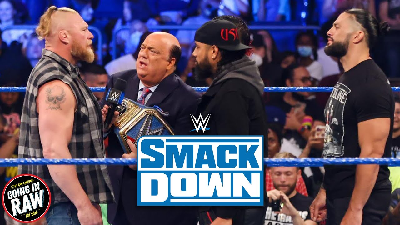 Huge MSG WWE Smackdown Features Brock & Demon Balor | WWE Smackdown Review & Results | Going In Raw
