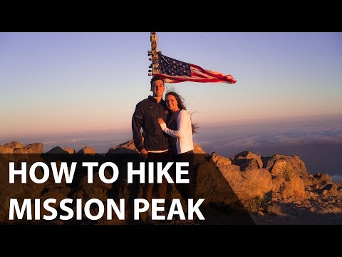 How To Hike Mission Peak! - Fremont, CA