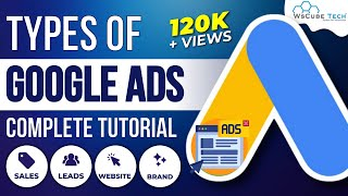 Google Ads Course |  Different Types of Ads in Google Ads?  | (Part4)